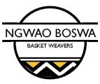 Ngwao Boswa Basket Weavers logo